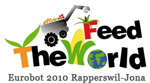logo Eurobot 2010 - Feed the World